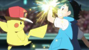 Episodio 77 Viajes Pokémon vínculo entre Ash y Pikachu