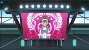 Episodio 77 Viajes Pokémon Ash gana a Lectro en Clase Ultra