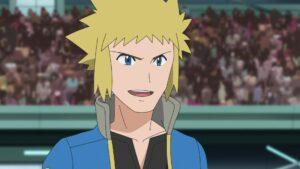 Episodio 77 Viajes Pokémon Lectro cree que Ash llegará a Clase Maestra
