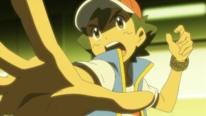 Episodio 77 Viajes Pokémon Ash