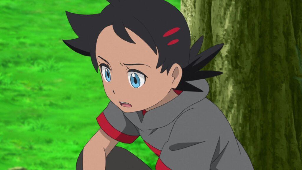 Episodio 78 Viajes Pokémon Goh
