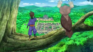 Episodio 79 Viajes Pokémon Castillo Eclipse