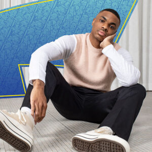P25 Music Red EP Vince Staples