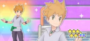 ¡Rojo y Snorlax en Pokémon Masters EX! Azul Traje EX