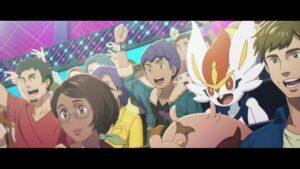 Evoluciones Pokémon: El Campeón (Galar) Paul y Cinderace