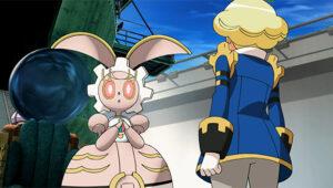 TV Pokémon: Volcanion y la maravilla mecánica Magearna