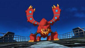 TV Pokémon: Volcanion y la maravilla mecánica Volcanion