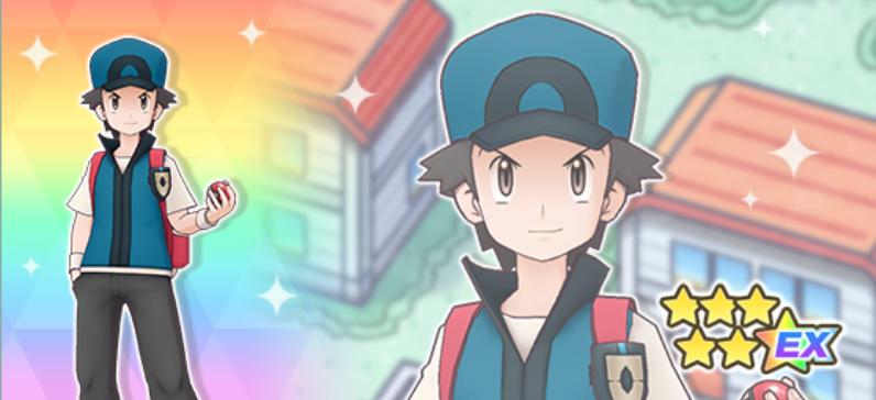 ¡Rojo y Snorlax en Pokémon Masters EX! Traje EX