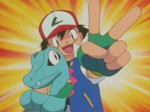TV Pokémon: ¡Ash y Pikachu en Johto! Totodile