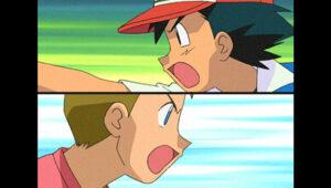TV Pokémon: ¡Ash y Pikachu en Johto! Ash contra Harrison en la Liga Johto