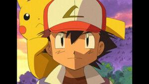 TV Pokémon: ¡Ash y Pikachu en Johto! Ash se despide de sus amigos