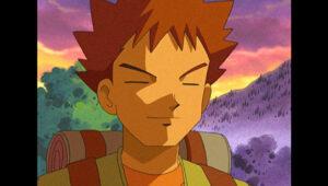 TV Pokémon: ¡Ash y Pikachu en Johto! Brock se despide