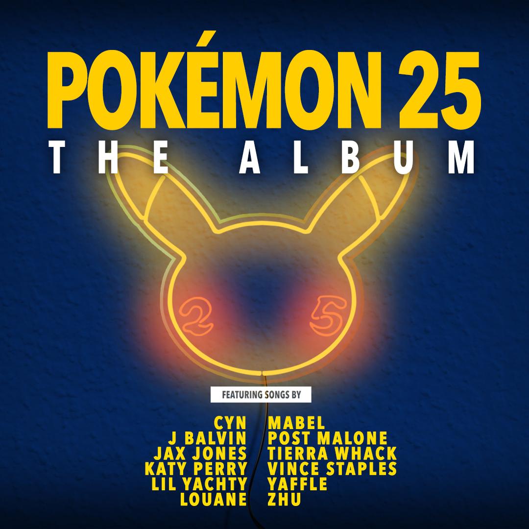 Pokémon 25: EL ÁLBUM