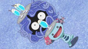Episodio 81 Viajes Pokémon Tangela y Wooper