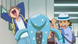 Episodio 81 Viajes Pokémon Wobbuffet Abel Pokémaníaco azul